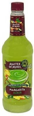 Drink Mixer, Master Of Mixes® Margarita Mix (1 Liter Bottle - 33.8 oz)