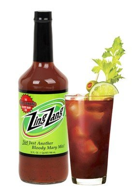 Drink Mixer, Zing Zang® Bloody Mary Mix (32 oz Bottle)