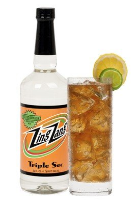 Drink Mixer, Zing Zang® Triple Sec (32 oz Bottle)