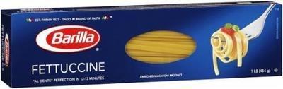 Pasta, Barilla® Fettuccine Pasta (16 oz Box)