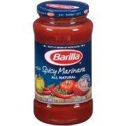 Marinara Pasta Sauce, Barilla® Spicy Marinara Sauce (24 oz Jar)
