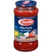 Marinara Pasta Sauce, Barilla® Marinara Sauce (24 oz Jar)