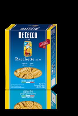 Pasta, De Cecco® Rachette Pasta, 16 oz Box