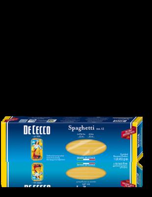 Pasta, De Cecco® Spaghetti Pasta, 16 oz Box