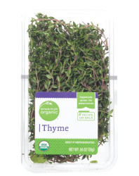 Fresh Seasonings, Simple Truth Organic™ Thyme