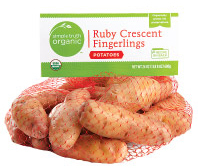 Potatoes, Simple Truth Organic™ Ruby Crescent Fingerling Potatoes