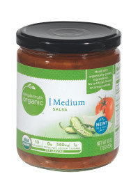 Salsa, Simple Truth™ Medium Salsa (16 oz Jar)