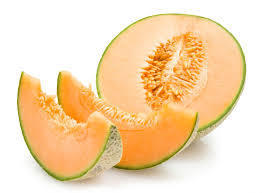 Fresh Melon, Organic Cantaloupe (Priced Each)