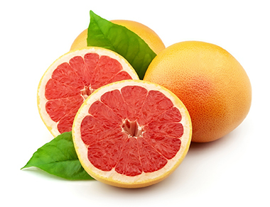 Fresh Grapefruit, Organic Red Grapefruit (Priced Each)