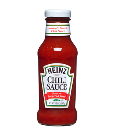 Chili Sauce, Heinz® Chili Sauce (12 oz Bottle)