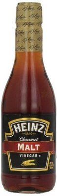 Vinegar, Heinz® Gourmet Malt Vinegar (12 oz Bottle)