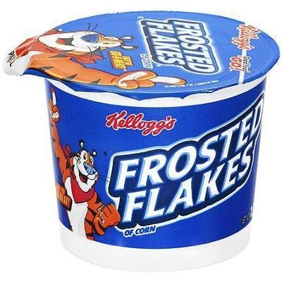 Cereal, Kellogg's® Frosted Flakes™ Cereal (2.1 oz Cup)