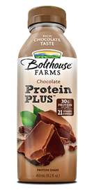 Coffee Drink, Bolthouse Farms® Protein PLUS™ Chocolate (15.2 oz Bottle)