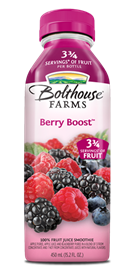 Juice Drink, Bolthouse Farms® Berry Boost™ (15.2 oz Bottle)