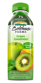 Juice Drink, Bolthouse Farms® Green Goodness® (15.2 oz Bottle)