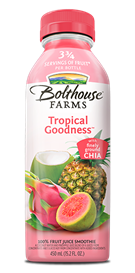 Juice Drink, Bolthouse Farms® Tropical Goodness® (15.2 oz Bottle)