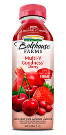Juice Drink, Bolthouse Farms® Multi-V Goodness™ Cherry (15.2 oz Bottle)