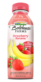 Juice Drink, Bolthouse Farms® Strawberry Banana (15.2 oz Bottle)