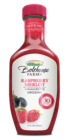 Salad Dressing, Bolthouse Farms® Raspberry Merlot 14 oz Bottle