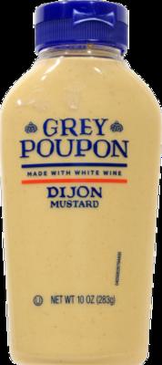 Mustard, Grey Poupon® Dijon Mustard (10 oz Bottle)