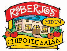 Salsa, Roberto's® Medium Chipolte Salsa (16 oz Jar)