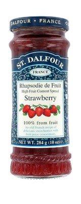 Fruit Spread, St. Dalfour® Strawberry (10 oz Jar)