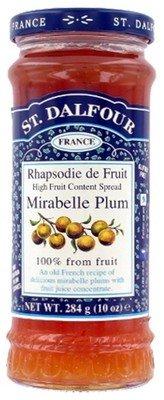 Fruit Spread, St. Dalfour® Mirabelle Plum (10 oz Jar)