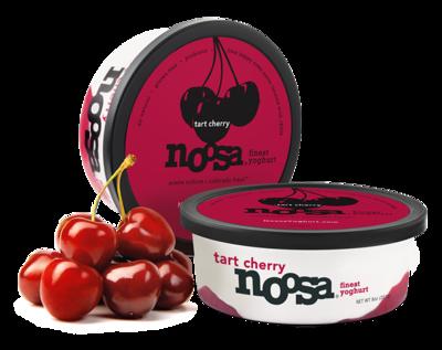 Yogurt, Noosa® Tart Cherry (8 oz Tub)