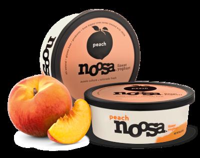Yogurt, Noosa® Peach (8 oz Tub)