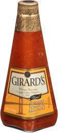 Salad Dressing, Girard's® Sundried Tomato and Artichoke Salad Dressing (12 oz Bottle)