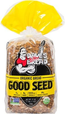 Loaf Bread, Dave's Killer Bread® Good Seed (27 oz Bag)