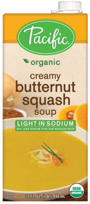 Boxed Organic Soup, Pacific® Organic