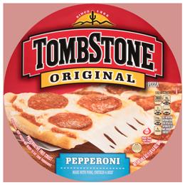 Frozen Pizza, Tombstone® Pepperoni Pizza (20.6 oz Box)