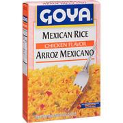 Rice, Goya® Mexican Style Rice (8 oz Box)