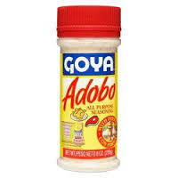 Seasonings, Goya® Adobo, Pepper Seasoning, 8 oz Bottle