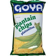 Plantain Chips, Goya® Plantain Chips, 5 oz Bag