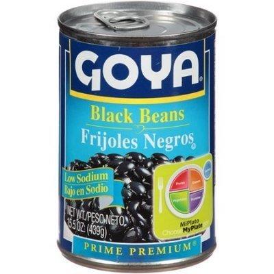 Canned Beans, Goya® Low Sodium