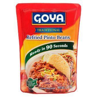Refried Pinto Beans, Goya®