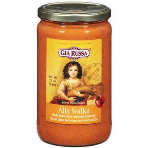 Pasta Sauce, Gia Russa® Alla Vodka (24 oz Jar)