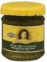 Pasta Sauce, Gia Russa® Pesto alla Genovese, 6.3 oz Jar