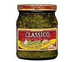 Pesto, Classico® Basil Pesto, 8.1 oz Jar