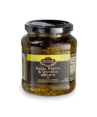 Pesto, Private Selection® Basil Pesto, 10 oz Jar