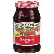 Fruit Spread, Smucker's® Strawberry Jelly (18 oz Jar)