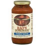 Pasta Sauce, Rao's® Vodka Pasta Sauce (24 oz Jar)