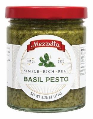 Pesto, Mezzetta® Basil Pesto (6.25 oz Jar)