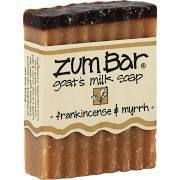 Soap, Zum Bar® Frankincense-Myrrh Goats Milk Soap (3 oz Bar)