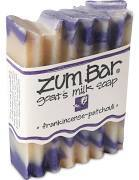 Soap, Zum Bar® Frankincense-Lavender Goats Milk Soap (3 oz Bar)
