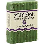 Soap, Zum Bar® Rosemary-Mint Goats Milk Soap (3 oz Bar)