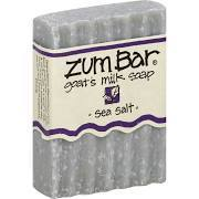 Soap, Zum Bar® Sea Salt Goats Milk Soap (3 oz Bar)