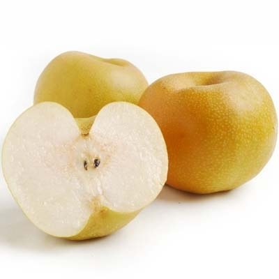 Fresh Pears, Organic Asian Pears (Priced Each)